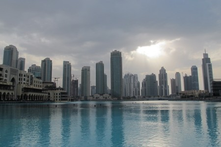 Burj Khalifa Lake